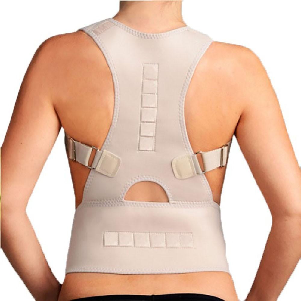 18-FPE-675 Prenda corrector de malas posturas de espalda con imanes