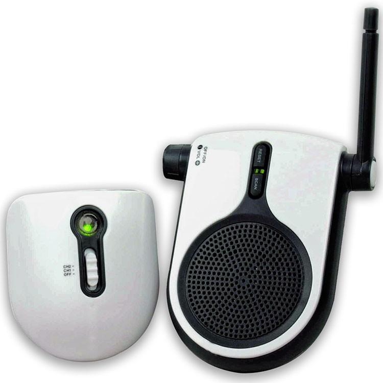 20-12226-TWS | Transmisor de altavoz inalámbrico - Set conversor de altavoz fijo en inalámbrico