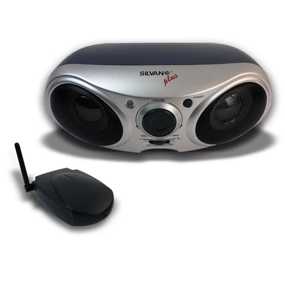 20-NE511 | Altavoz portátil estéreo con conexión inalámbrica