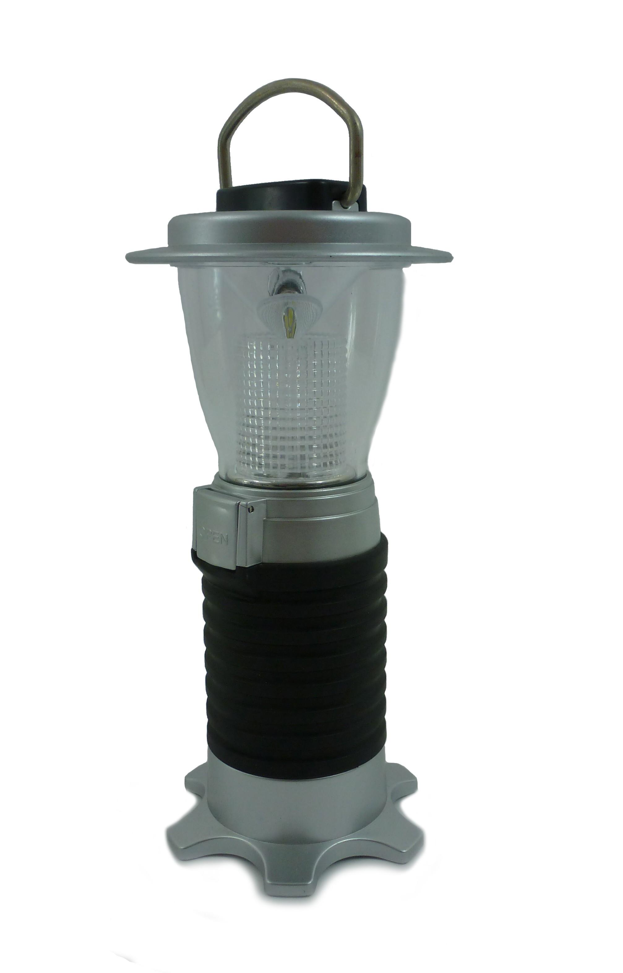 Mini linterna de camping / 7 LED