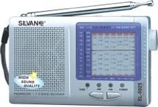 Radio digital AM/FM 9 bandas