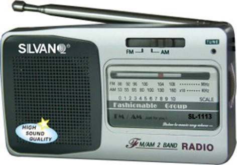 Radio digital AM/FM 2 bandas