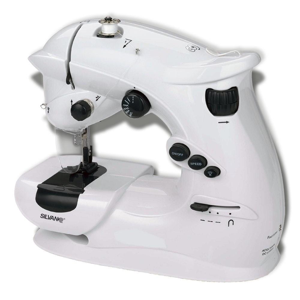 34-SL-MC7 - Máquina de coser de 7 puntadas
