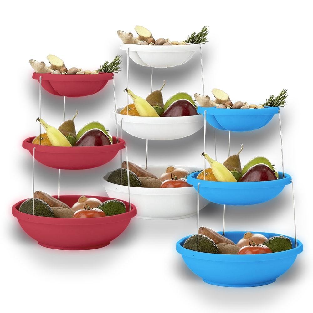 TWNO-81 Twist bowls torre de cuencos abatible