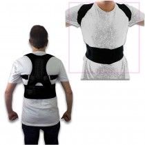 18-SPM-17 Prenda corrector de malas posturas de espalda con imanes