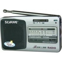 Radio digital AM/FM 2 bandas