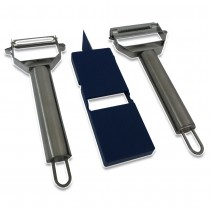 FR0051-3 Pelador de acero inoxidable